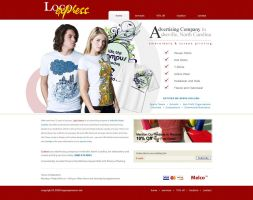 logo express website by ijographicz