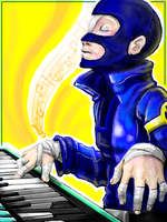 Playing the Combo Organ by CelebrenIthil
