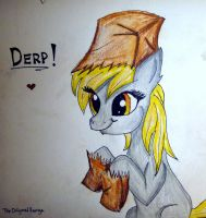 Derp by theoriginalranga