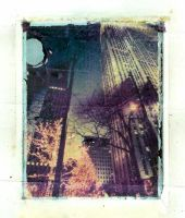 Polariod Transfer- Rockefeller by TheDreamerWorld