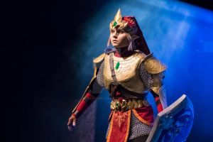 Finnish Cosplay Championships - stage photo 2 by CrisisCosplay