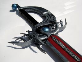 FFVII: Genesis Sword Close-up by differentiation