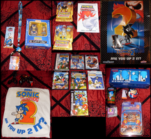 Sonic Collection .:Update 8:. by VeggieMadness