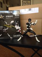 Figuarts Black Ranger by Raded-Raikage