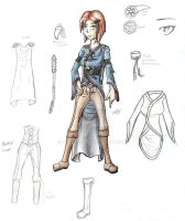 Maria Character Sheet by BloodCri