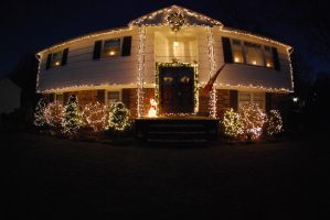 Xmas Lights by TMacAG