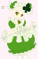 Amulet Clover Base REQUEST by heophtia