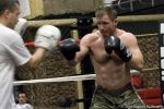 Matt Hughes trains for UFC 98 by NMRosario