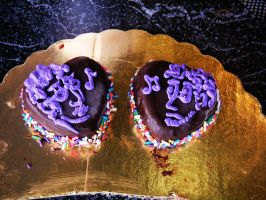 Conchords Cakes by Starjuice