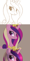 Cadence Drawing WiP by Ric-M