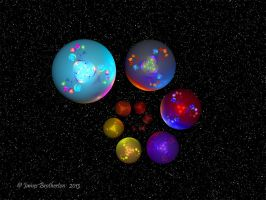 Electric Space Balls by jim88bro