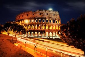 Rome of Light by Ssquared-Photography