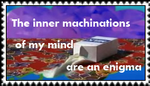 The inner machinatios of my mind by cathanupto