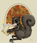 Mad Squirrel? by graver13