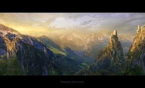 Trajian Outpost by MichaelO