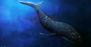 Whale by rattlesnake12