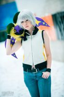 Riku: The keyblade master by Mimixum