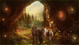 Make your Horse header by Jenwen