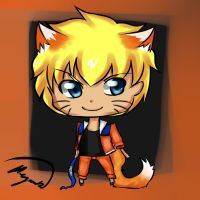 Foxy is going to be a hokage by purplelove55
