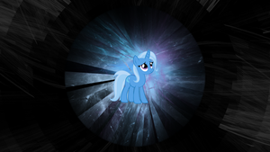 The Great and Powerful Trixie Fractal Circle by uxyd