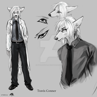 Travis Conner Reference by Tatchit
