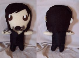 Jason .Jay. James Plush Doll by TatsuoMizushima