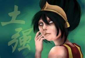 Toph by NoNa008