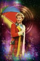 Sixth Doctor by coldcase1