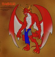 RQ: Vagnus-Wrath-of-Acelious by AstroZerk