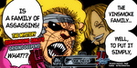 One Piece 814 - The Vinsmoke  Family History ? by DerkoWitz