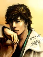Byung-hun Lee by PYdiyudie