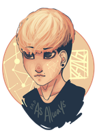 As Always by Lanisaurus