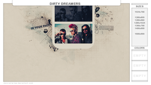 dirty dreamers by dannielle-lee