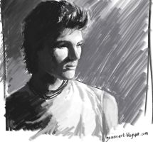 Morten Harket from A-Ha by GemmaSuen