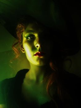 Wicked Witch by Lubailune