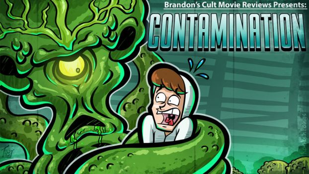 Title Card: Contamination by hooksnfangs
