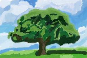 TREE by kathy35