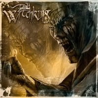 "Witchking ""Witchking"" CD cover by xaay"