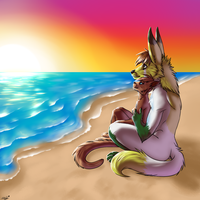 Summer Paradise~ by KittenthePsycho
