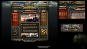 Empire Interface Design by karsten