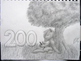 200 by PaintingJo
