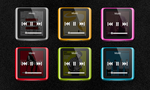 Jaku Nano Music Colors by nickbutterz