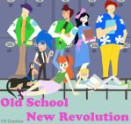 Old School, New Revolution by Fox-The-Wandering
