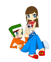 Me and Taylor by FableWing