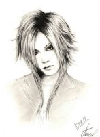 Uruha as a birthday present by Owari-des