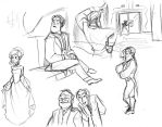 Synlet: Fic sketches 3 by Crispy-Gypsy