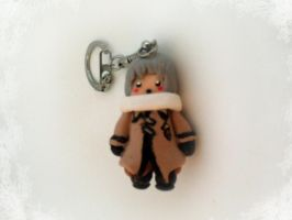 Russia from Hetalia (polymer clay) by Code-hearts