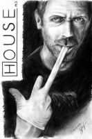 House M.D by GabrielleGrotte