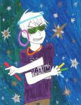 APH - Prussian Sparkle Party by samashi322