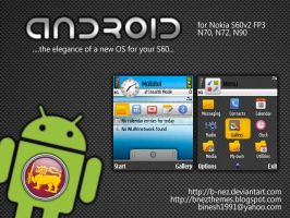 Android theme for S60 by B-NEZ